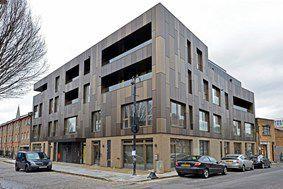 Spitalfields Apartment