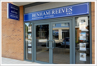 Benham and Reeves Residential Lettings